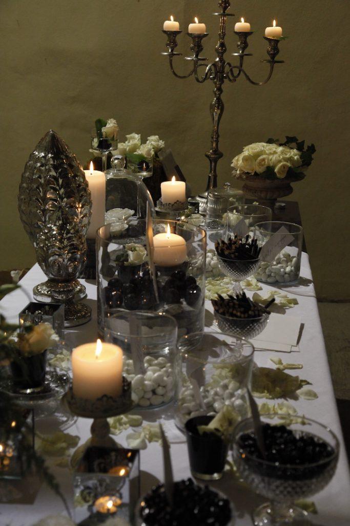 tavolo con candelabro_Antonella Amato Wedding Planner