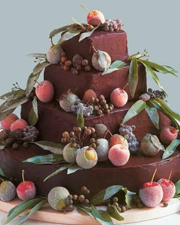 Wedding Chocolate Cake 7