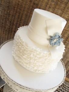 wedding cake matrimonio bluejans