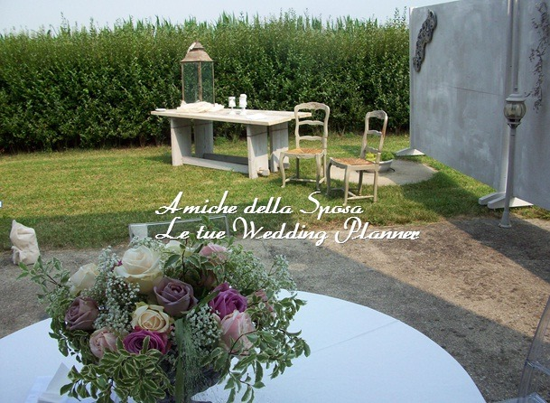 Idee Cerimonie Intime di AMdS loft1