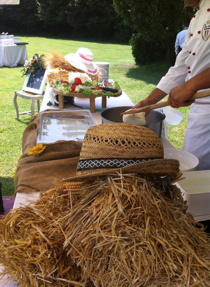 matrimonio country - allestimento tavolo degustazione @Antonella Amato Wedding Planner