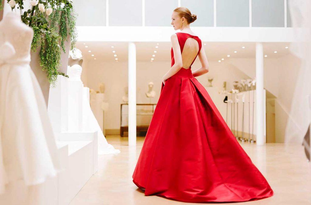 abito da sposa colorato 2019