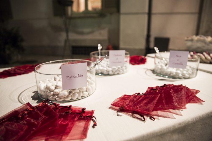 confettata con organza _ Antonella Amato Wedding Planner