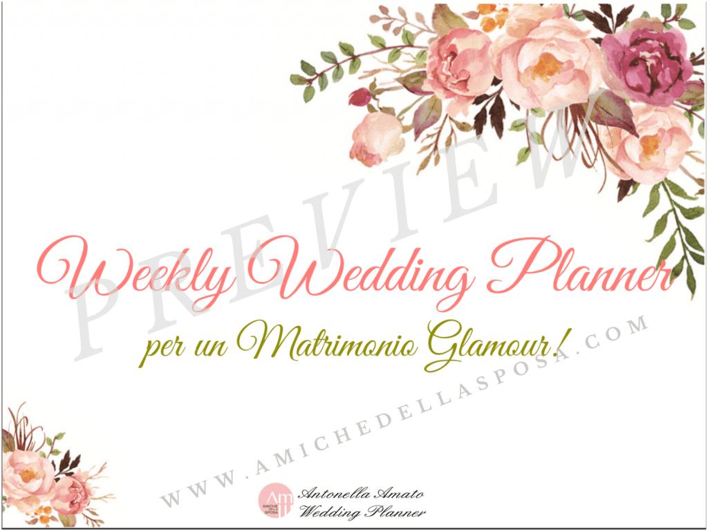 Antonella Amato Wedding Planner Milano Amiche della Sposa