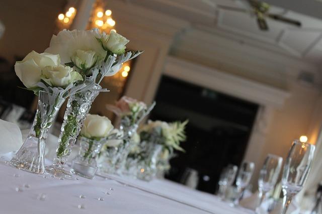 decorazione tavolo matrimonio Antonella Amato wedding Planner Milano