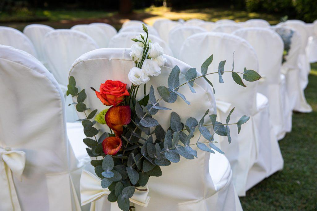 Matrimonio di fine estate - cerimonia civile - allestimento perfetto anche per l'autunno @Antonella Amato Wedding Planner