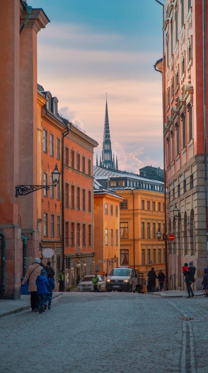 Stoccolma scorcio