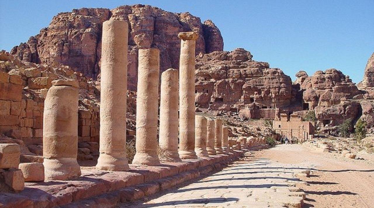 Luna di Miele in Medio oriente_Giordania