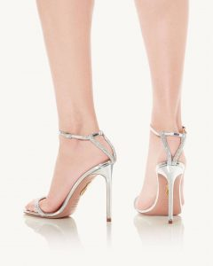 Scarpe da sposa Acquazzura: Moon Crystal Sandal 105