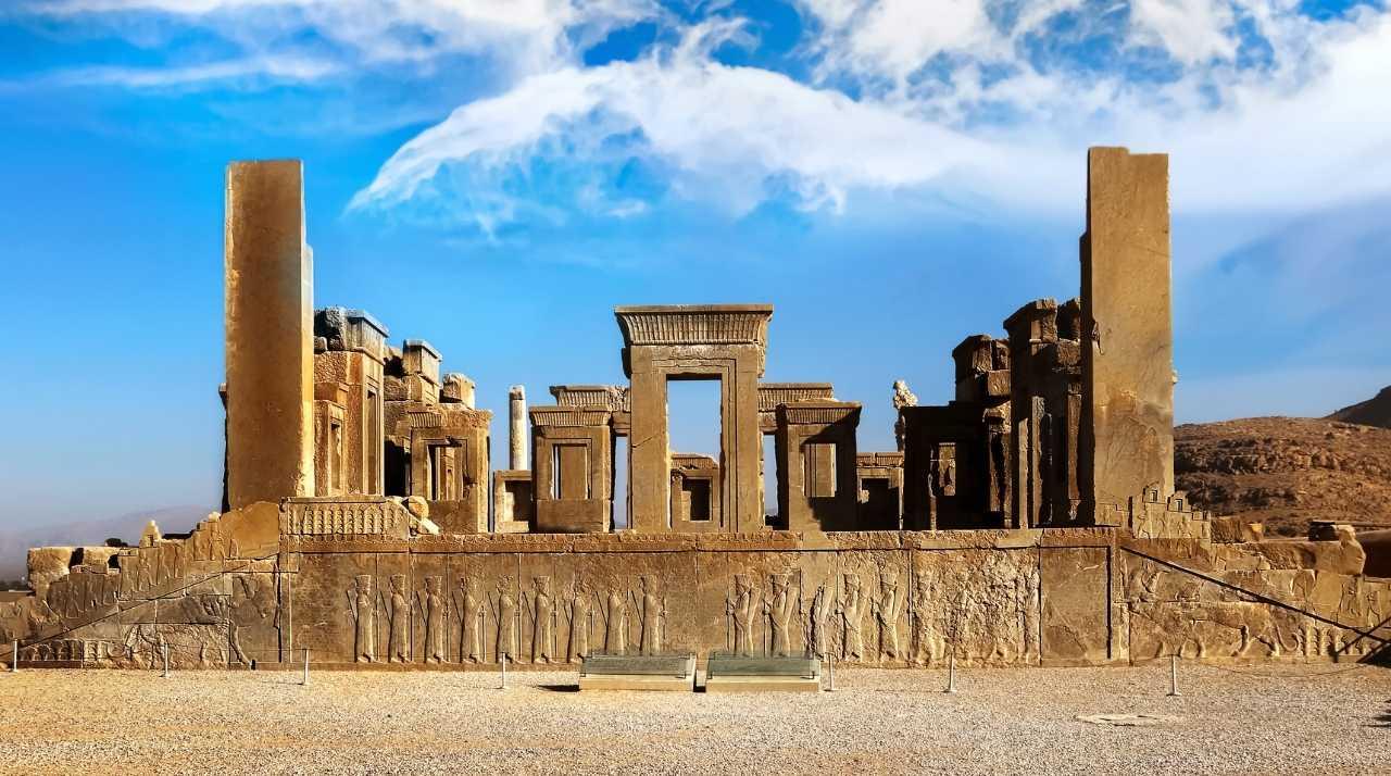 Viaggio di Nozze in Medio Oriente. Persepoli