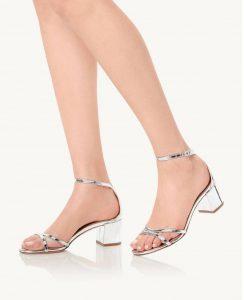 Scarpe da sposa Acquazzura: Purist Sandal 50
