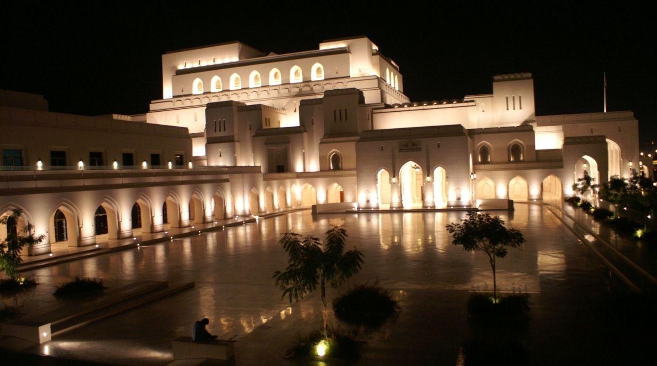Royal Opera House a Muscat