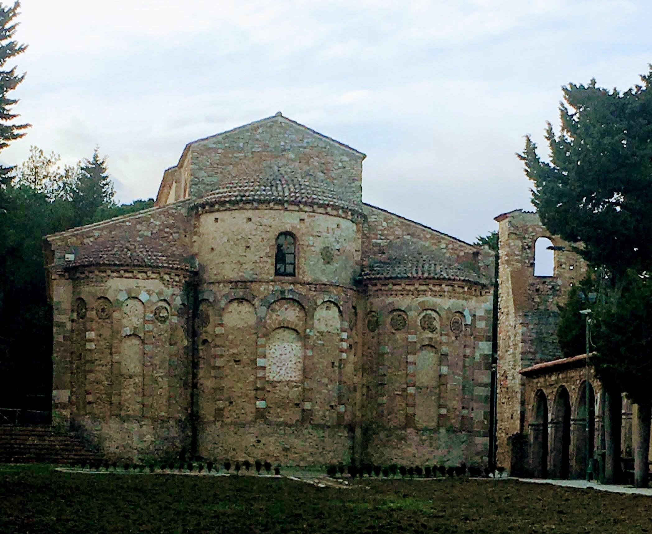 Santa Maria del Patire - Facciata