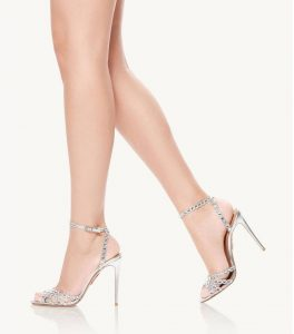 Scarpe da sposa Aquazzura: Celeste Sandal: Tequila Sandal 105