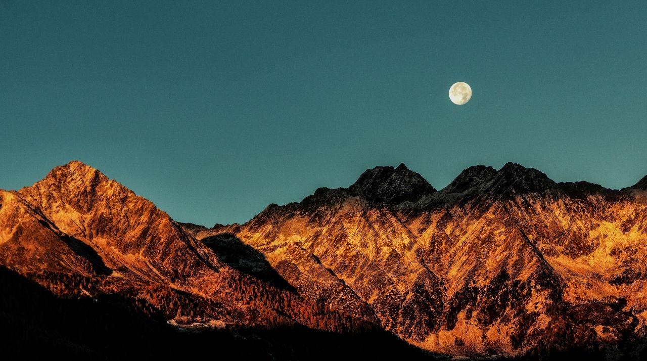 Viaggio Di Nozze in Medio Oriente_la luna nel deserto
