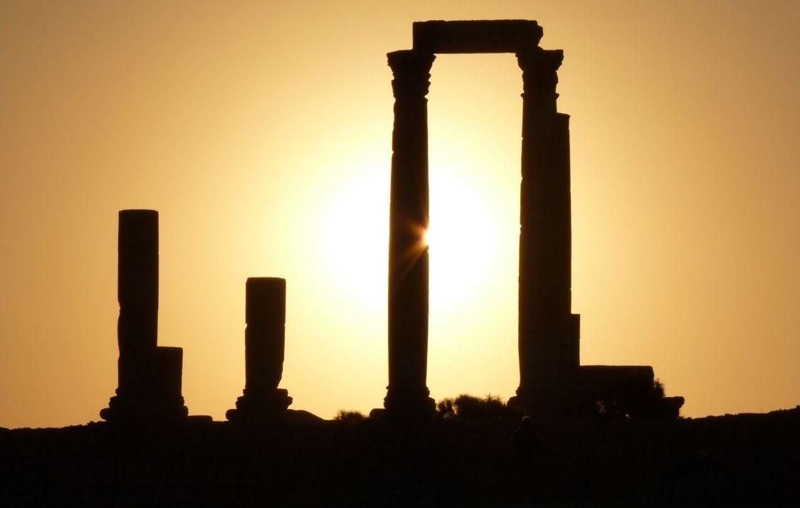Viaggio di Nozze In Medio oriente_Amman in Giordania