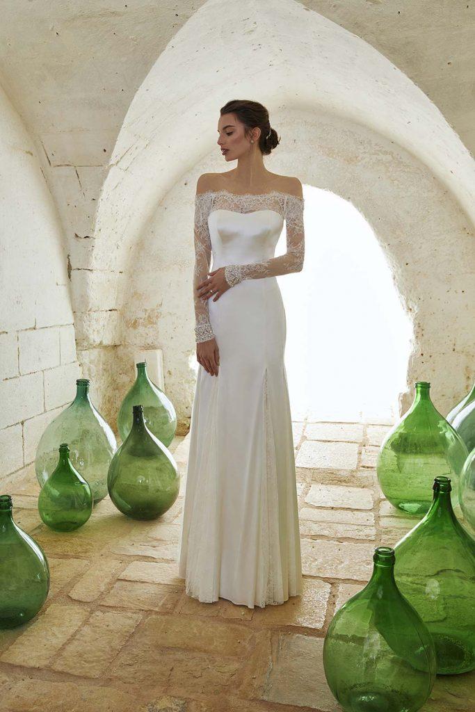 abito da sposa Blumarine 6867