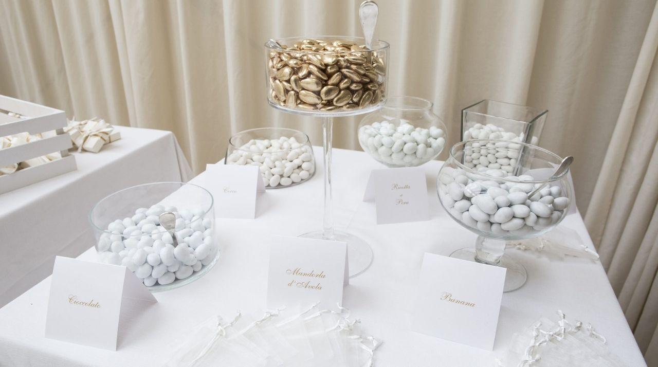 Anniversario Matrimonio Bianco e Oro @wp Antonella Amato Wedding Planner