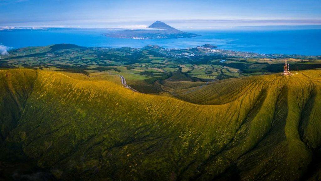 Arcipelago delle Azzorre. Il Monte Pico
