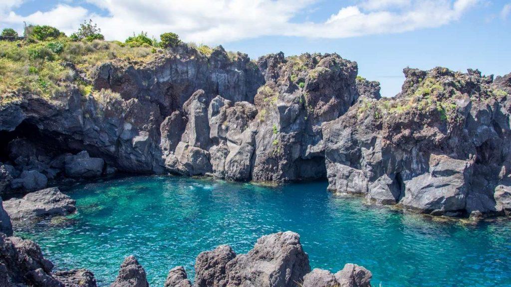 L'isola di Pico.