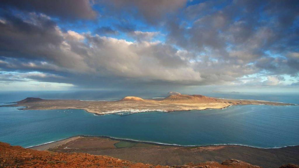Arcipelago delle Isole Azzorre. ISOLA GRACIOSA