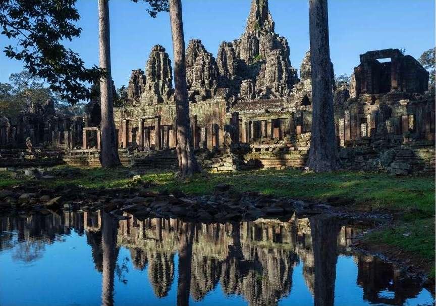 Viaggio di Nozze in Vietnam e Cambogia Bayon