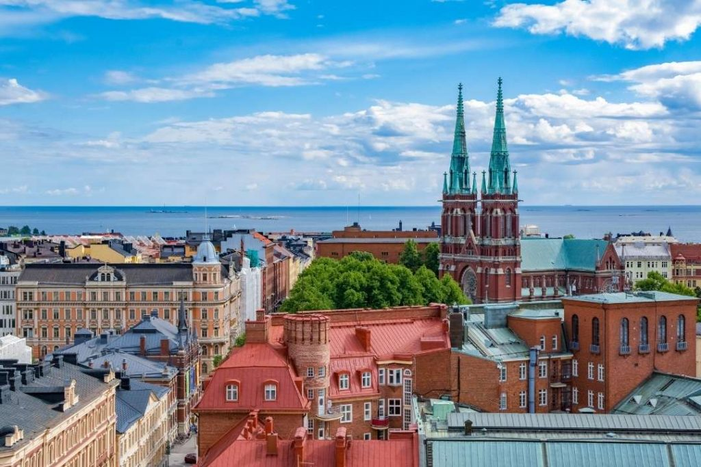 Turismo sostenibile in viaggio di nozze: Helsinki