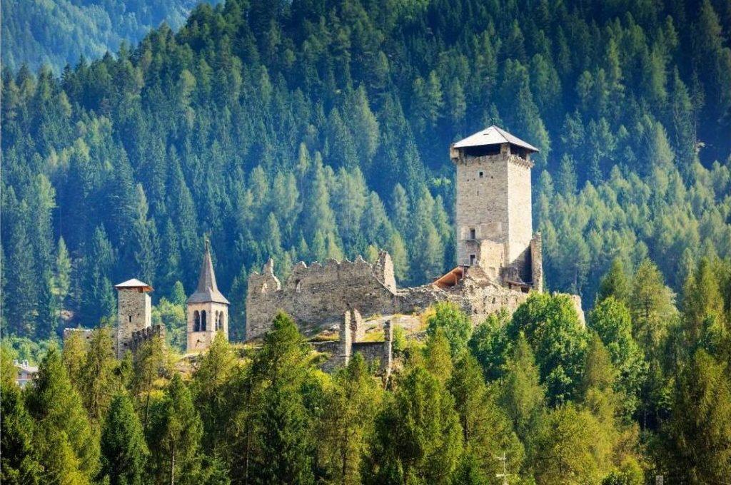Viaggio di Nozze Green Il Castello di San Michele - Ossana