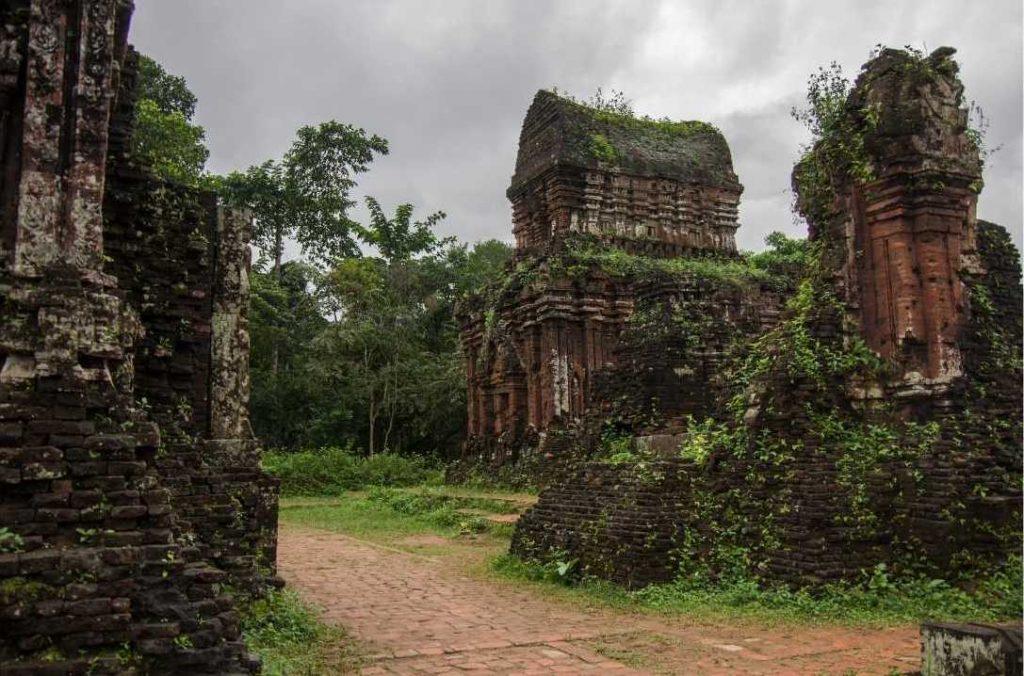 Il Sito Archeologico My Son in Vietnam