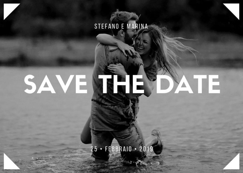 Save The Date con foto_1