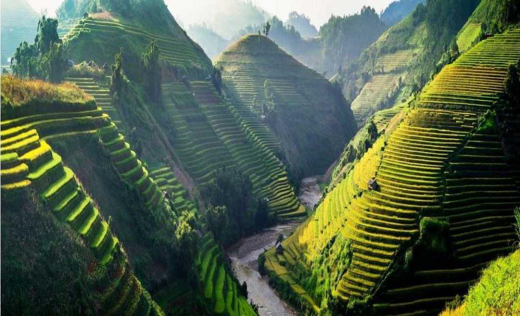 Vietnam - la Valle di Sapa