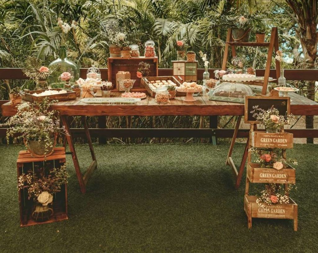 Bambini al matrimonio. Candy Table_prima proposta