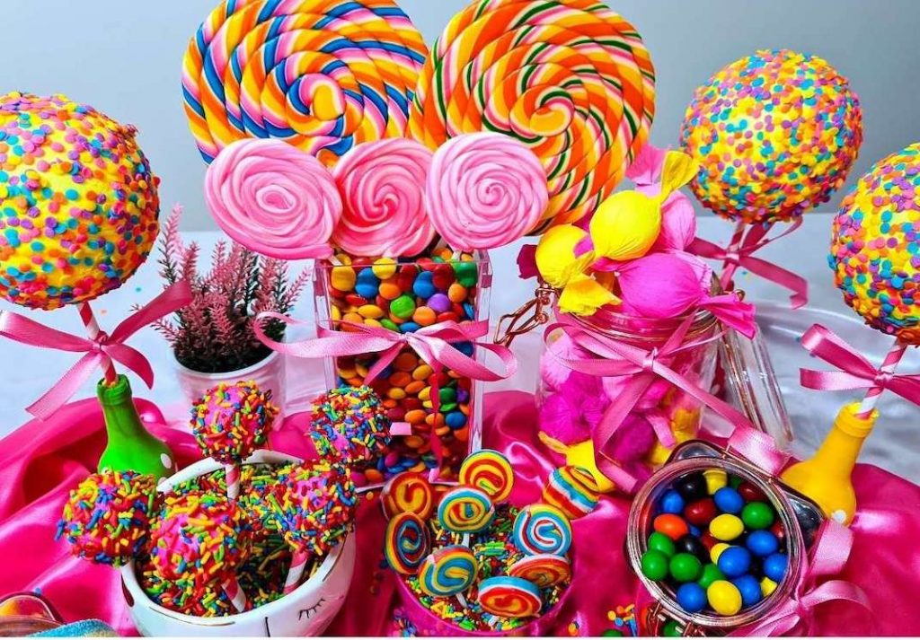 Candy Table_ seconda proposta