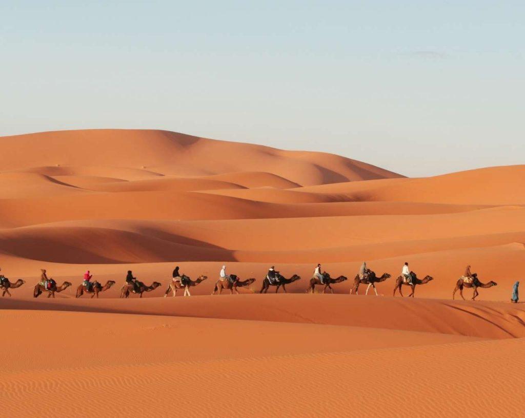 Deserto del Sahara_marocco