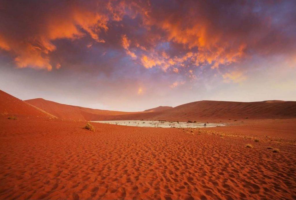 Viaggio di Nozze in Africa . Deserto del Namib