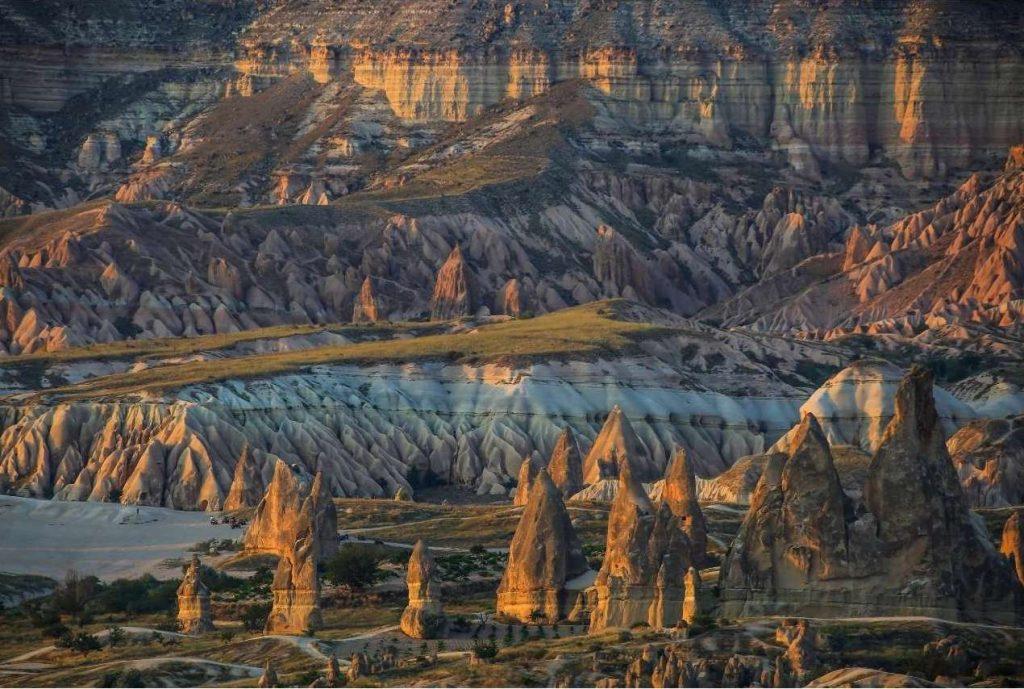 """Viaggio di Nozze a Istanbul e in Cappadocia. I """"camini delle fate"""" visti da Goreme"""