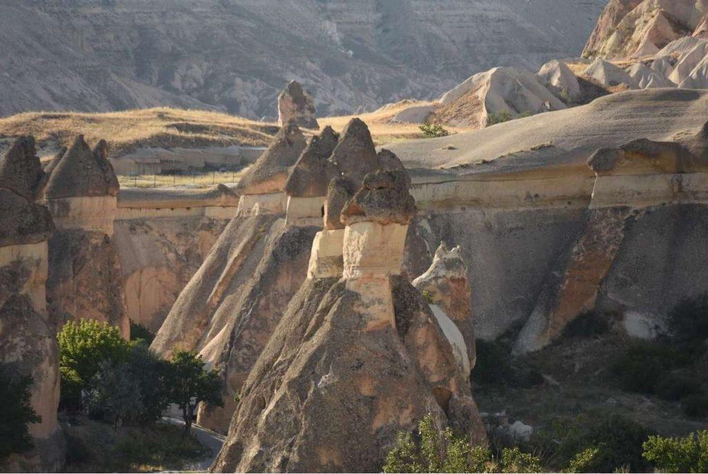 Viaggio di Nozze a Istanbul e in Cappadocia. Goreme Open Air Museum