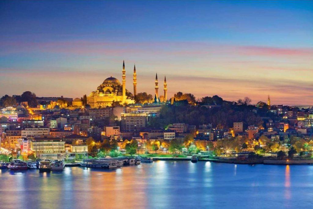 Viaggio di Nozze a Istanbul e in Cappadocia. Istanbul