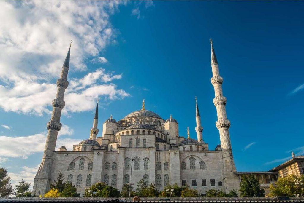 Viaggio di Nozze a Istanbul e in Cappadocia. Istanbul_Moschea_Blu