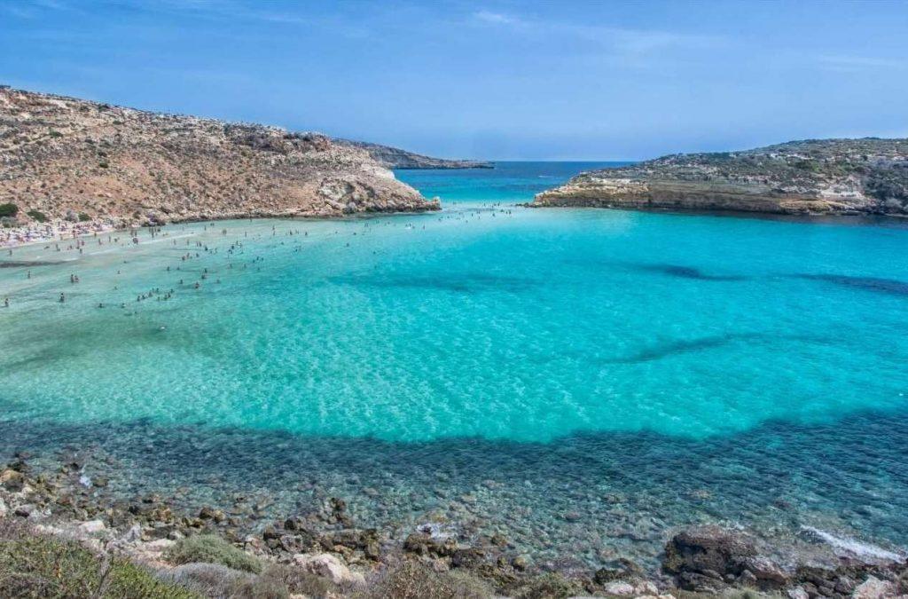 Viaggio di Nozze in Sicilia. Lampedusa