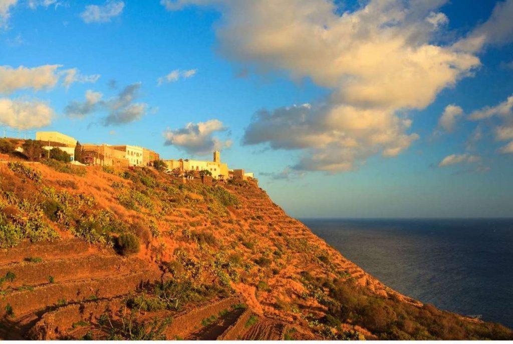 Viaggio di Nozze in Sicilia. Scauri_Pantelleria