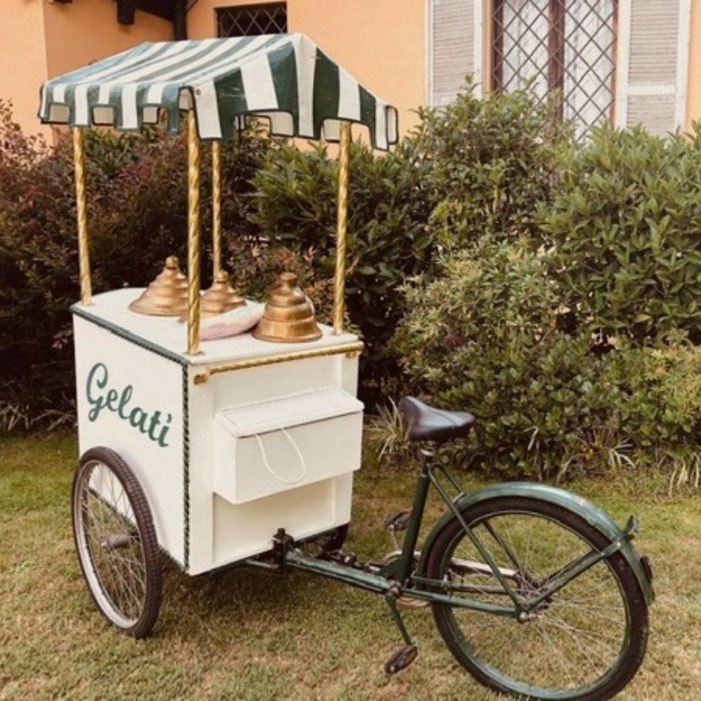 Wedding Experience Carretto Gelati